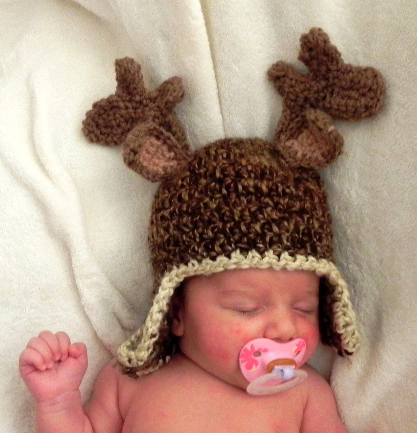 The Roving Gnome » Blog Archive » Crochet: A Moose