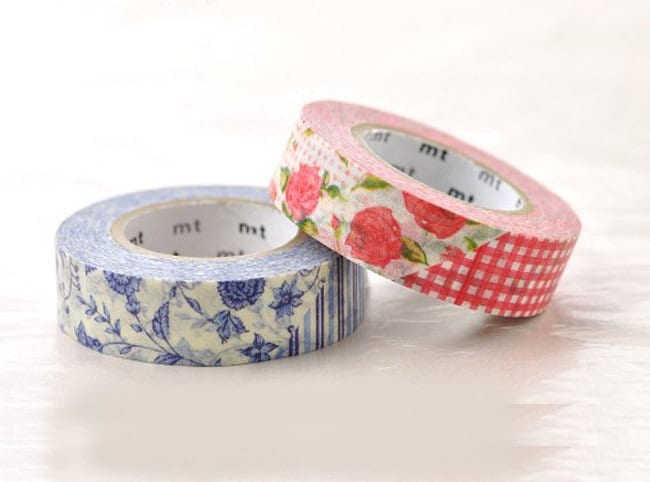 Flowers for Gift Wrapping Wedding Invitations Announcements 15m Long