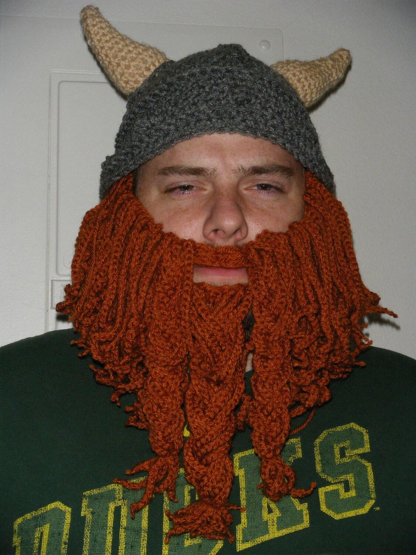 Knitted Viking Beard Viking Beard Style
