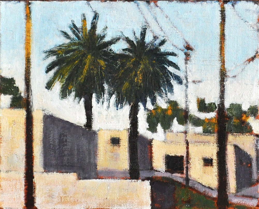 Date Palms in San Diego