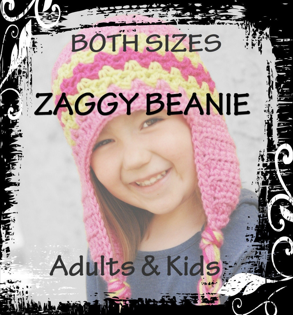 How To Make Crochet Beanies - Beginner Crochet Patterns Free