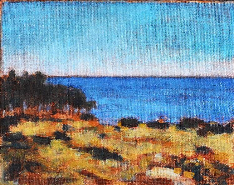 San Diego Landscape Paintings