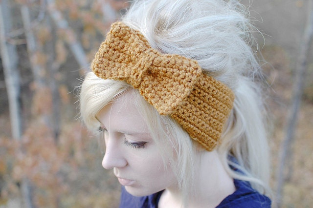 How-To: Crocheted Bow Tie @Craftzine.com blog