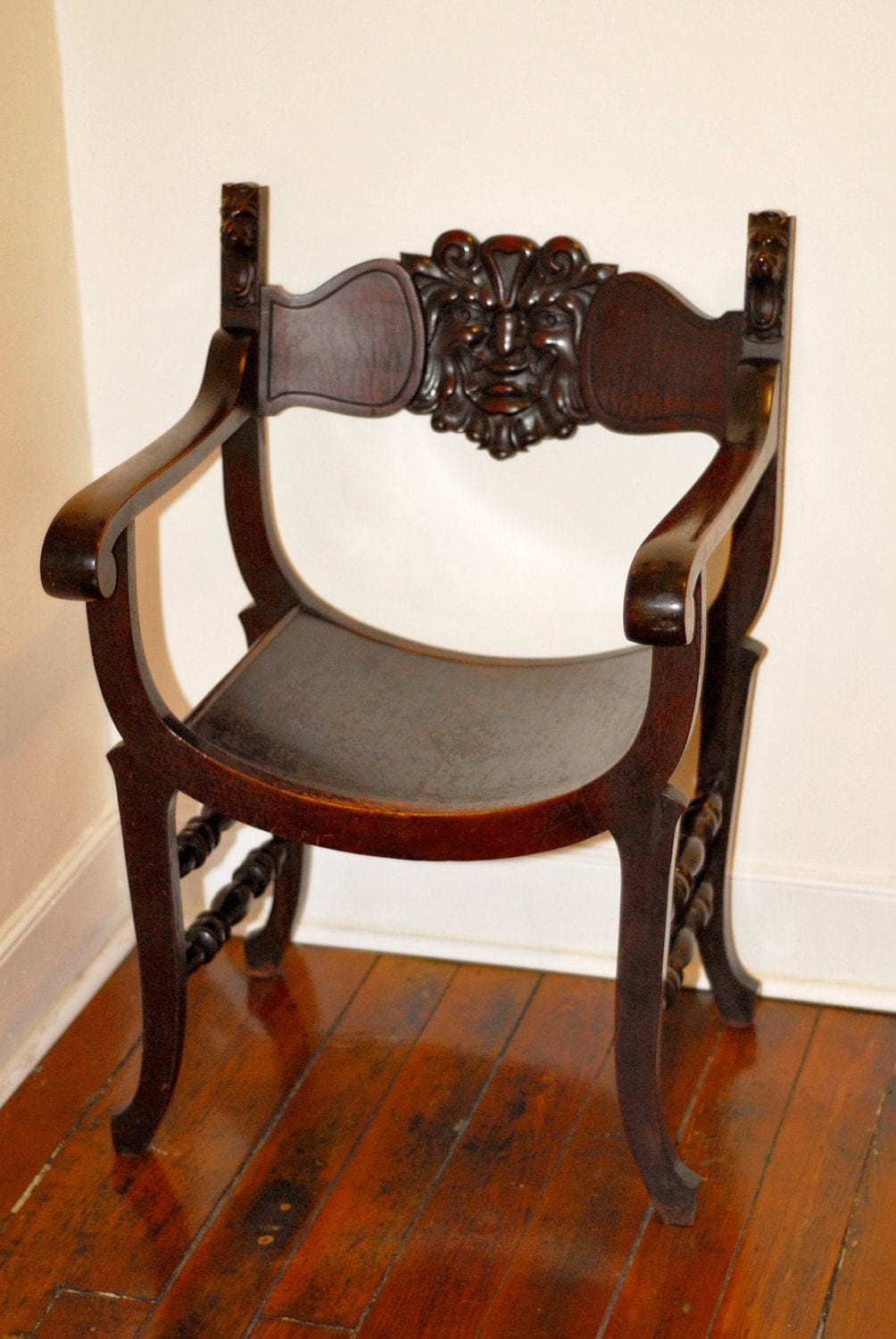 Antique carved wind god chairs antiques center