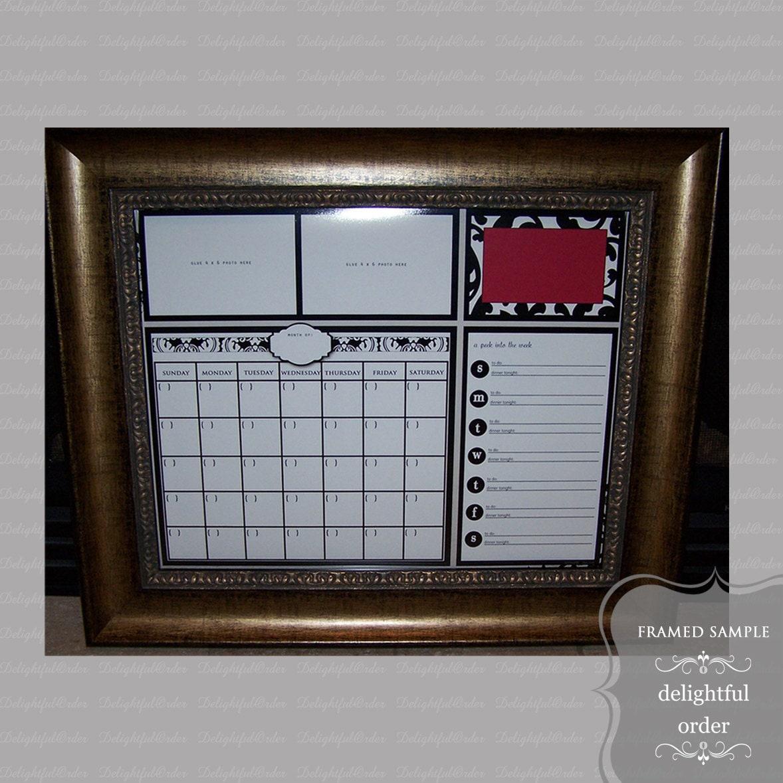 Delightful Order: Everyday Message Board