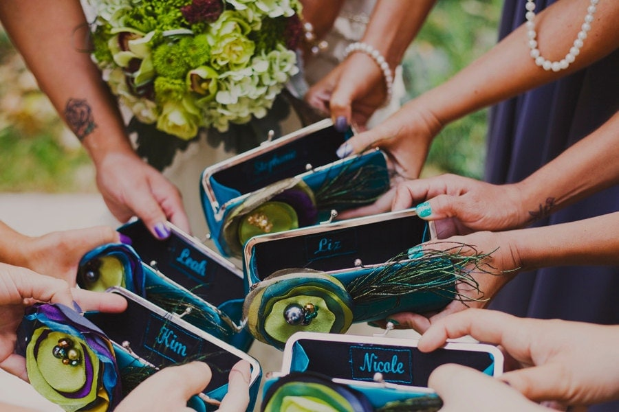 Alternative Wedding Gifts: Bridesmaid Favors From Etsy