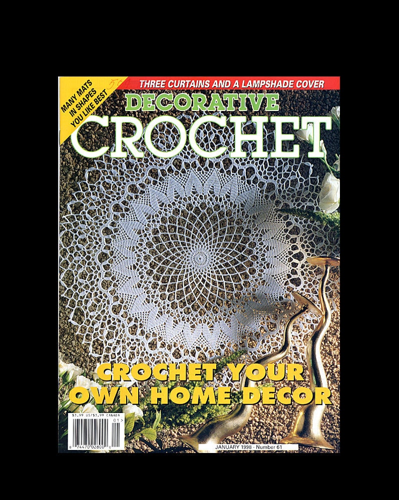 CROCHET MAGAZINE PATTERNS - Crochet Club