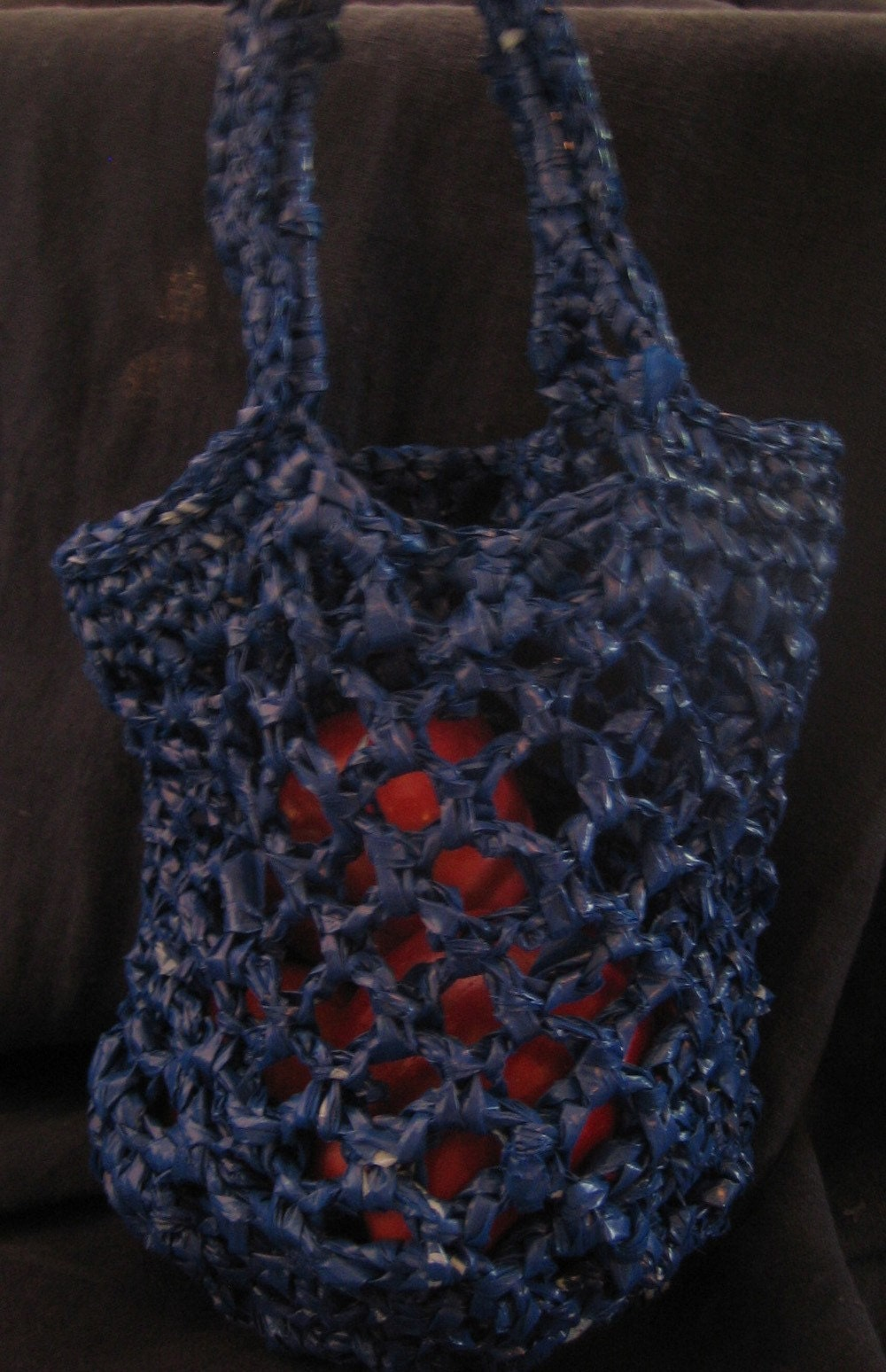 Crochet Pattern For Bags Plastic : CROCHET WITH PLASTIC BAGS How To Crochet