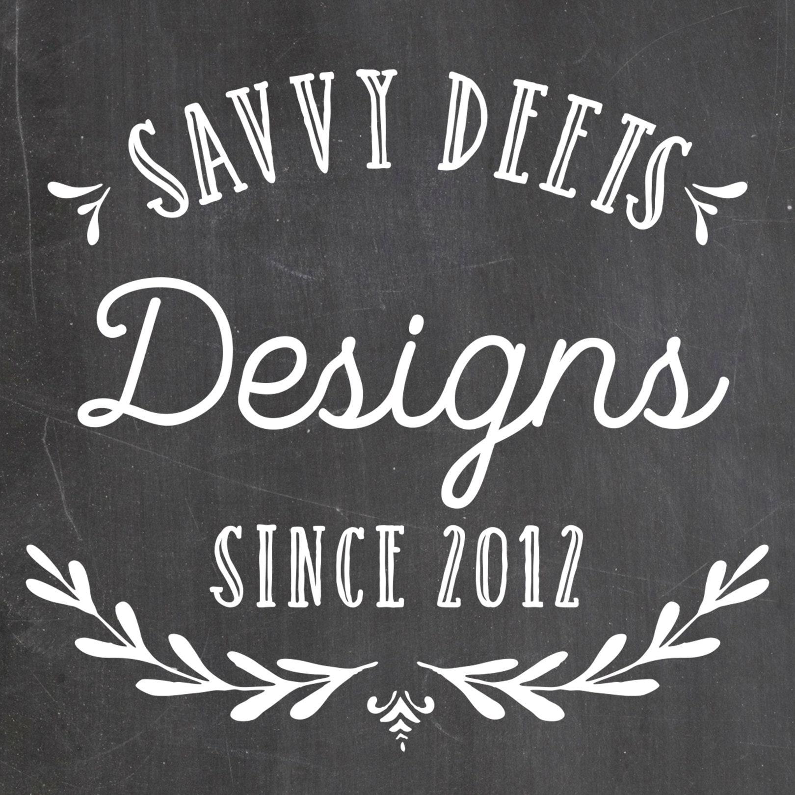Savvy Deets Designs