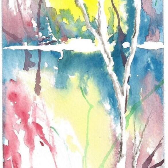 Karen Paints...
