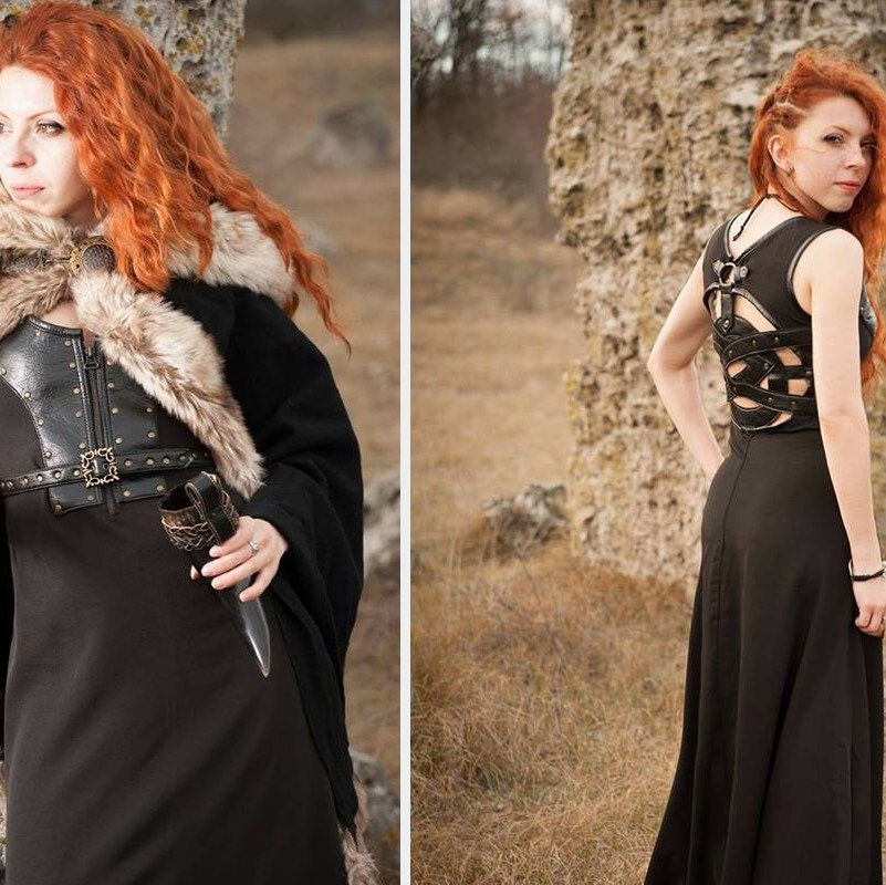 Medieval clothing for women patterns